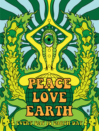PeaceLoveEarth