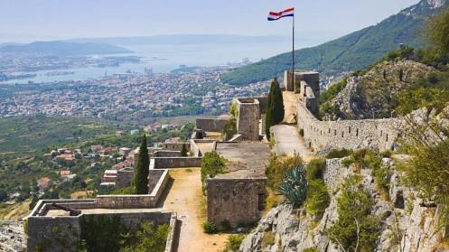 Croatia-FortressOfKlis