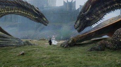 GoT-DanyTyrion&Dragons