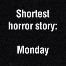 MondayHorror
