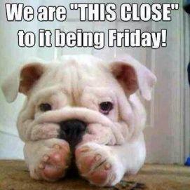 FridayThisClose