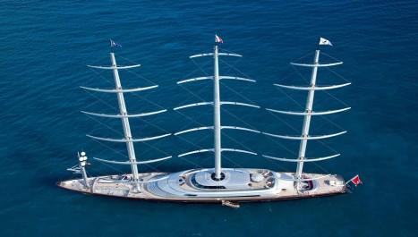 Yacht-MalteseFalcon