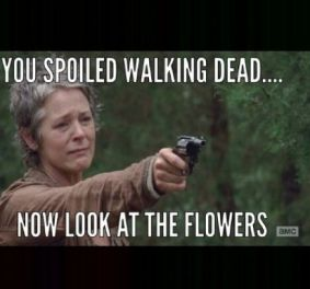 WalkingDeadCarol