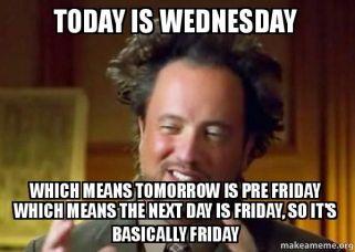 Wednesday5