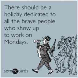 MondayHoliday