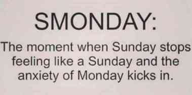 MondaySmonday