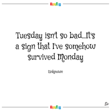 TuesdaySurvive