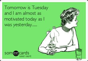 TuesdayMotivation