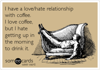 CoffeeRelationship
