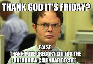 FridayDwight