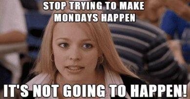MondayMeanGirls