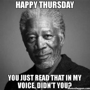 ThursdayMorgan