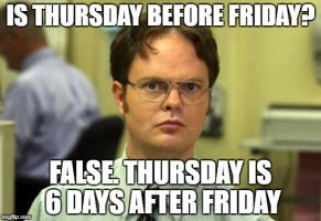 ThursdayDwight
