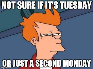 TuesdaySecondMonday