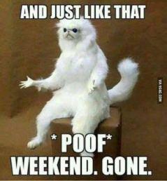 WeekendGone