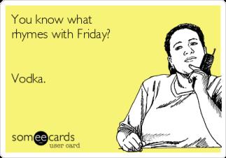 FridayVodka
